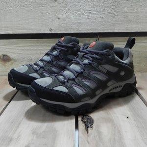 Merrell Moab Waterproof Hiking Shoe Womens 6